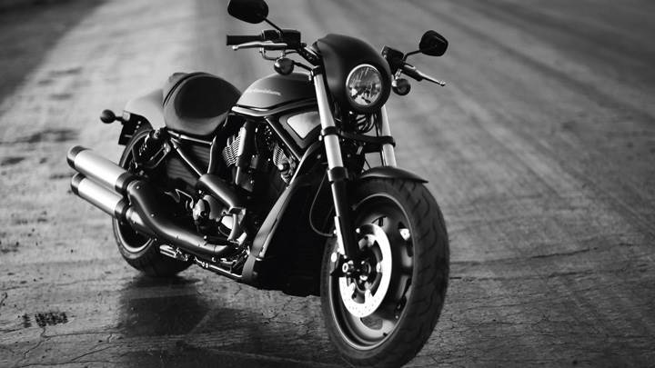 Harley-Davidson VRSCDX Night Rod Special In Black